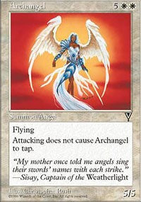 Archangel [Visions] | Ministry of Hobbies