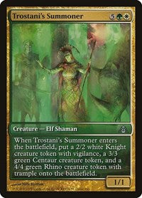 Trostani's Summoner [Dragon's Maze Promos] | Ministry of Hobbies