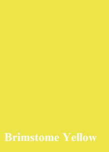 Oracal 651 – Permanent Outdoor Adhesive Vinyl - Brimstone Yellow - 025
