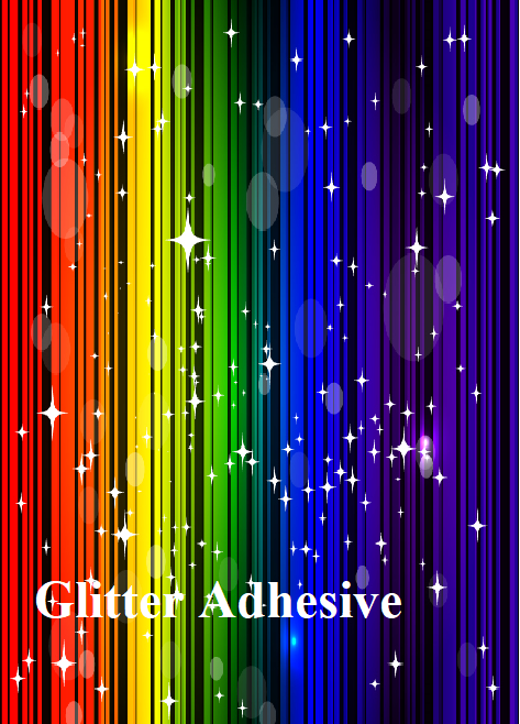 "Gemstone Adhesive Glitter and Holographic - 12"" x 12"""
