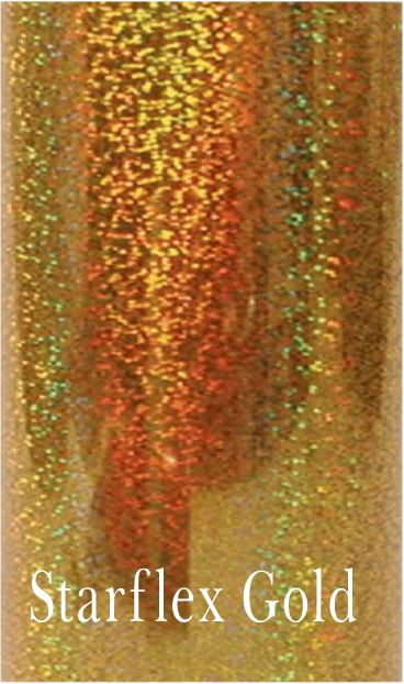 Poli-Flex Heat Transfer Vinyl by Poli-Tape Glitter, Holo and Specialties