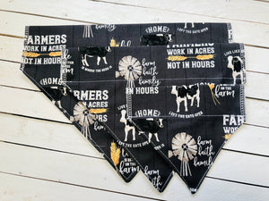 FARMER DOG BANDANA