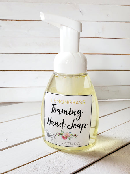 FOAMING HAND SOAP (WHSL)