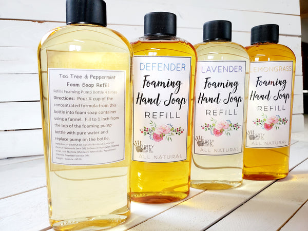 FOAMING HAND SOAP REFILL