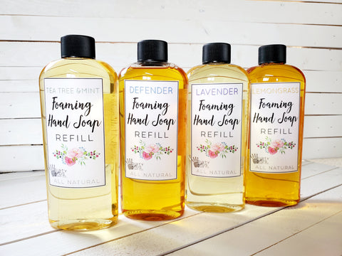 FOAMING HAND SOAP REFILL (WHSL)