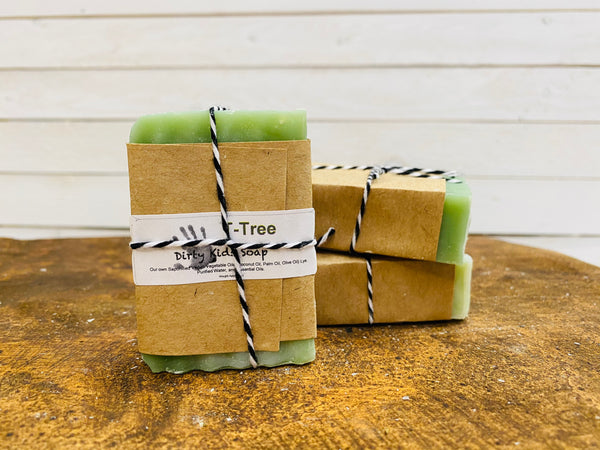 TEA TREE BAR SOAP (WHSL)