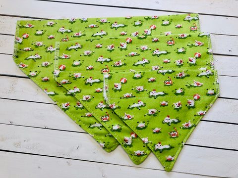 LITTLE PIGGY DOG BANDANA