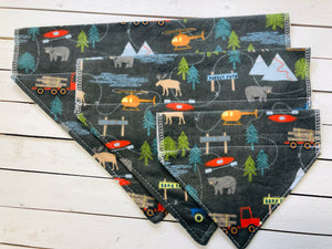 MOUNTAIN TOP DOG BANDANA