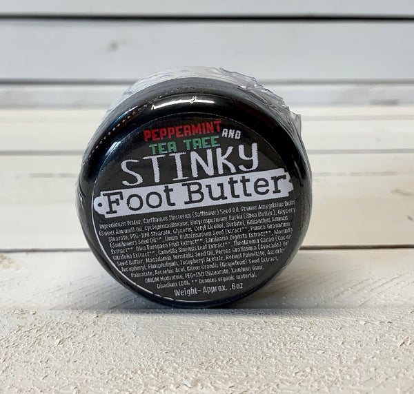 STINKY FOOT BUTTER (WHSL)