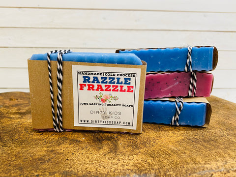RAZZLE FRAZZLE BAR SOAP (WHSL)