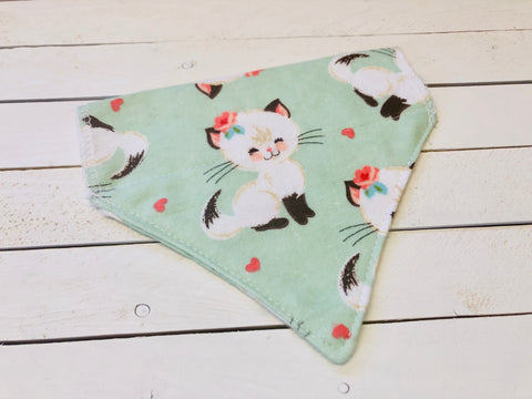 KITTENS CAT BANDANA