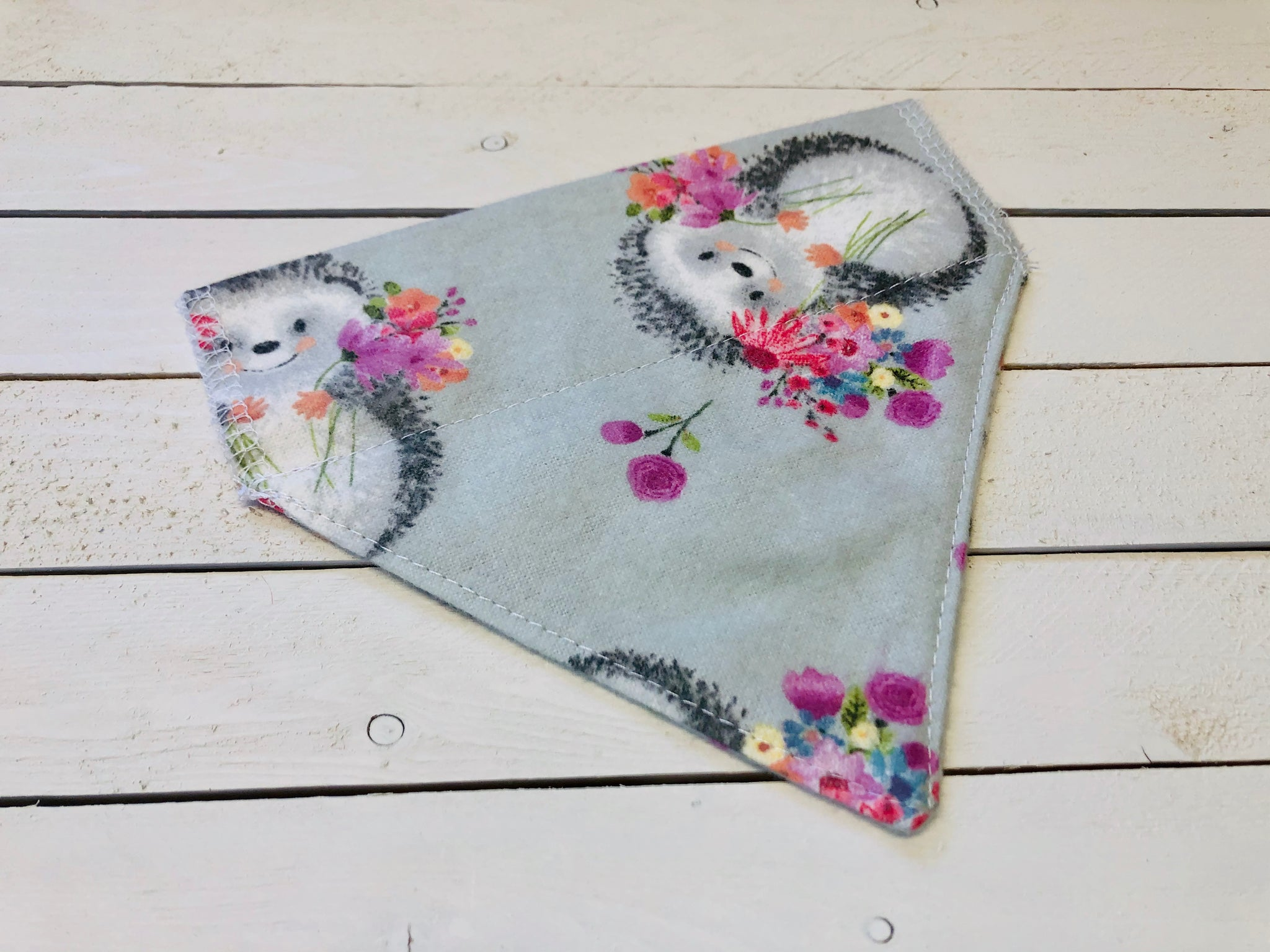 HEDGEHOGS CAT BANDANA