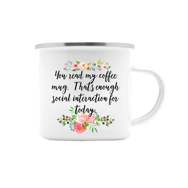 YOU'VE READ MY COFFEE MUG (WHSL)