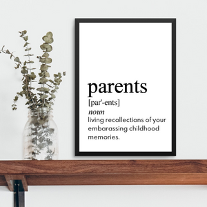 PARENTS FARMHOUSE PRINT (WHSL)