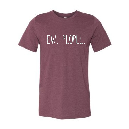 EW PEOPLE T-SHIRT