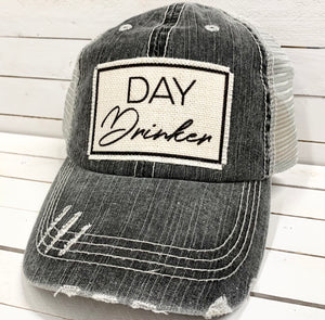 DAY DRINKER BALL CAP