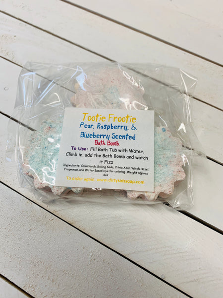 3-PACK MINI BATH BOMBS
