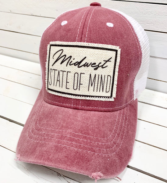 MIDWEST STATE OF MIND HAT