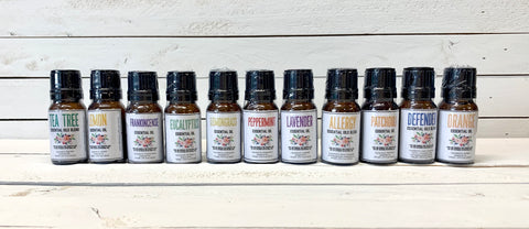 ESSENTIAL OILS (WHSL)