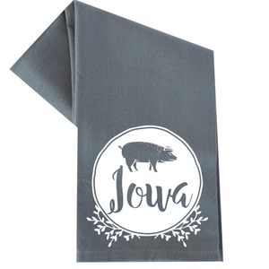 IOWA PIG TOWEL