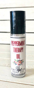 PEPPERMINT THERAPY ROLLER