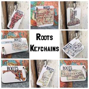 ROOTS STATE KEY CHAINS