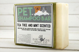 PET SHAMPOO BAR
