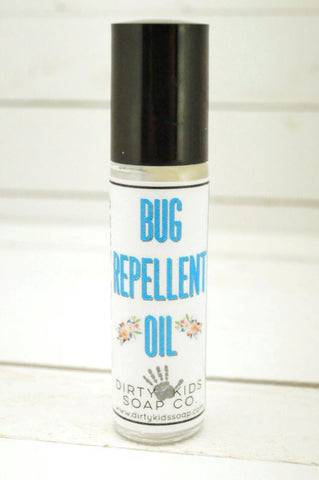 BUG REPELLENT THERAPY ROLLER