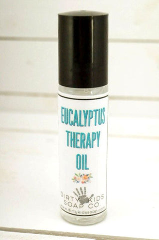 EUCALYPTUS THERAPY ROLLER