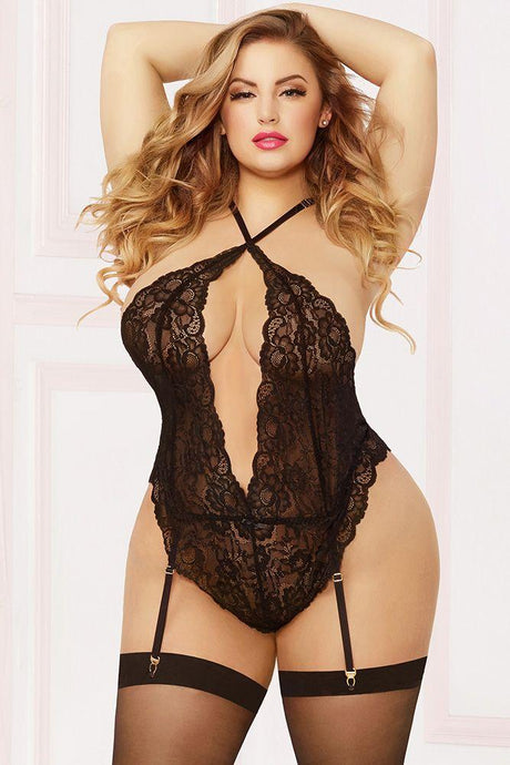 Just in Lace Teddy - ChynasSecret
