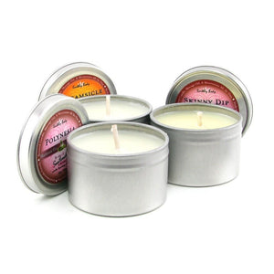 3-in-1 Candle Trio Gift Bag 2oz/60g in Suntouched Earthly Body - ChynasSecret