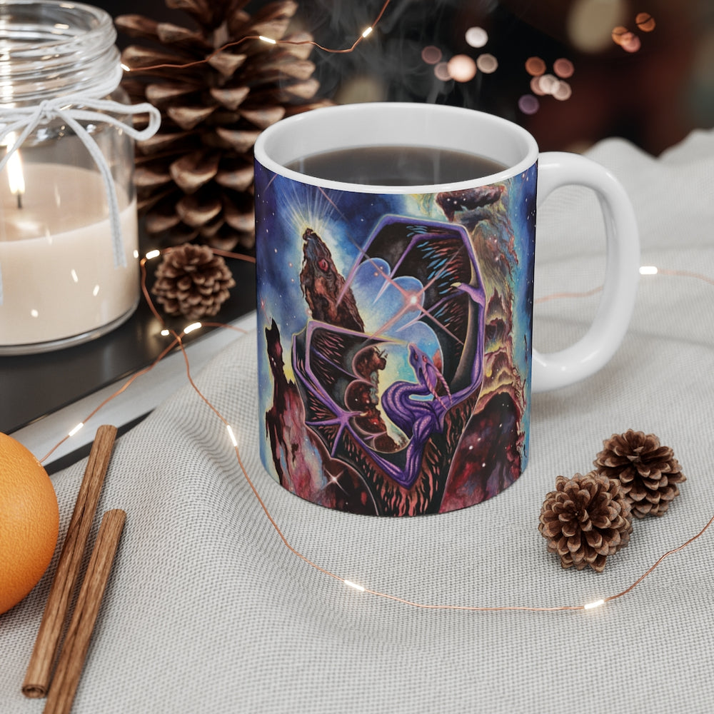 Load image into Gallery viewer, Pillars of Creation 11oz Mug