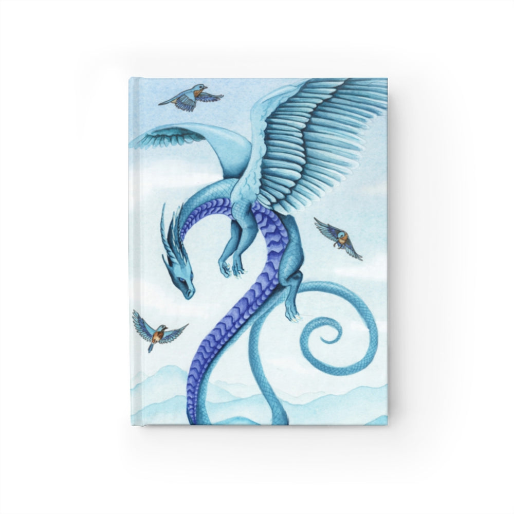 Dragon Oracle: Air Dragon Rule Lined Journal