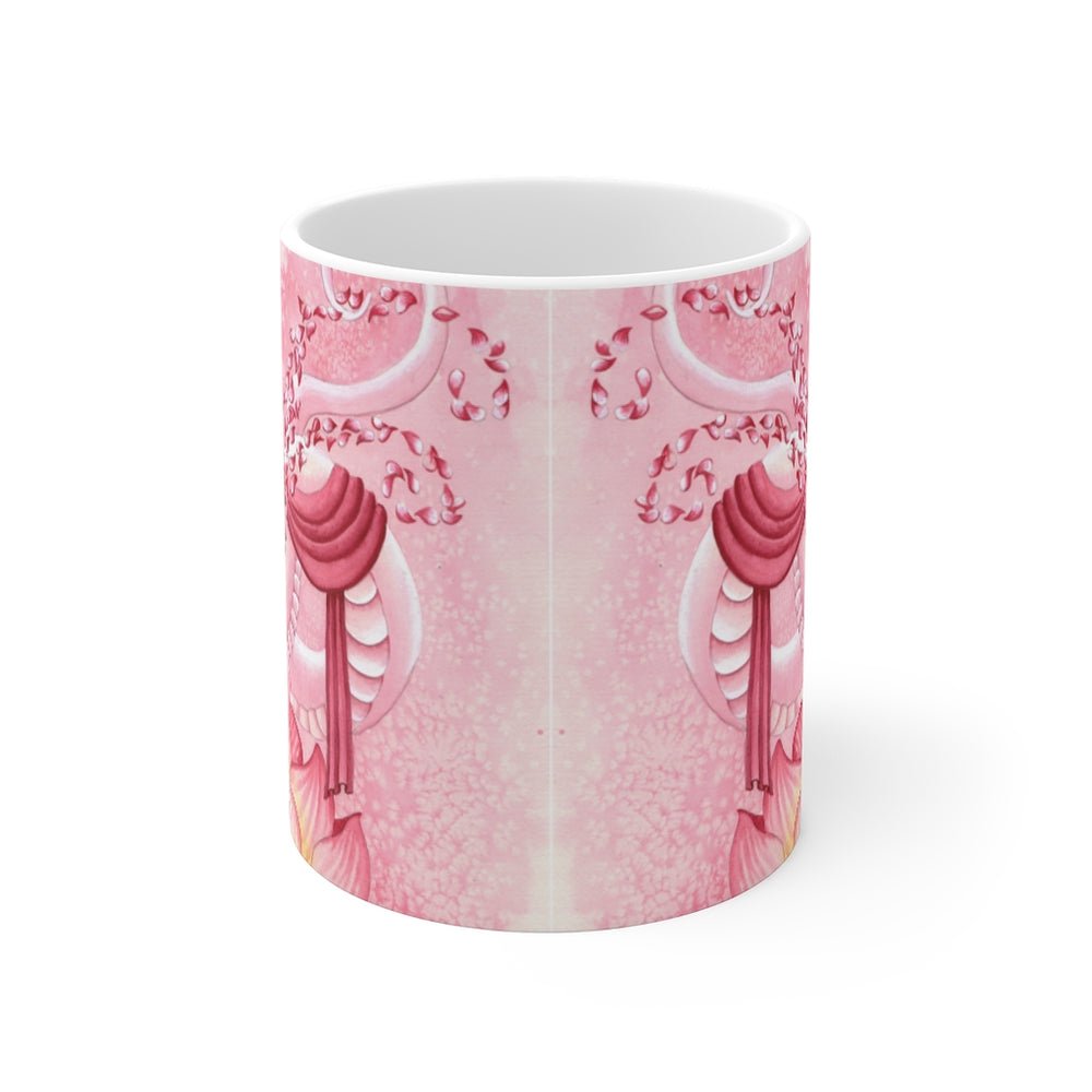 Load image into Gallery viewer, Dragon Oracle: Quan Yin Dragon 11oz Mug