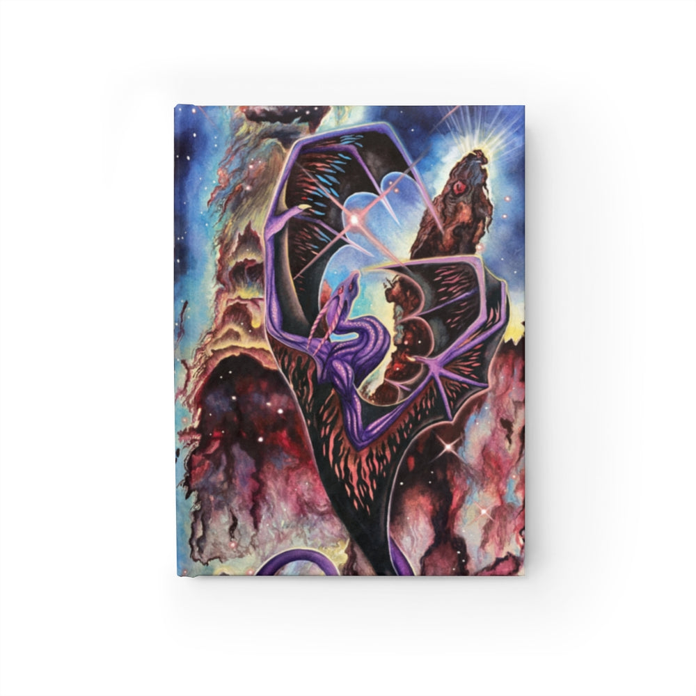 Pillars of Creation Unlined Journal