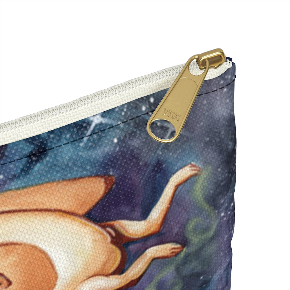 Load image into Gallery viewer, Dragon Oracle Lunar - Solar Dragon Accessory Pouch