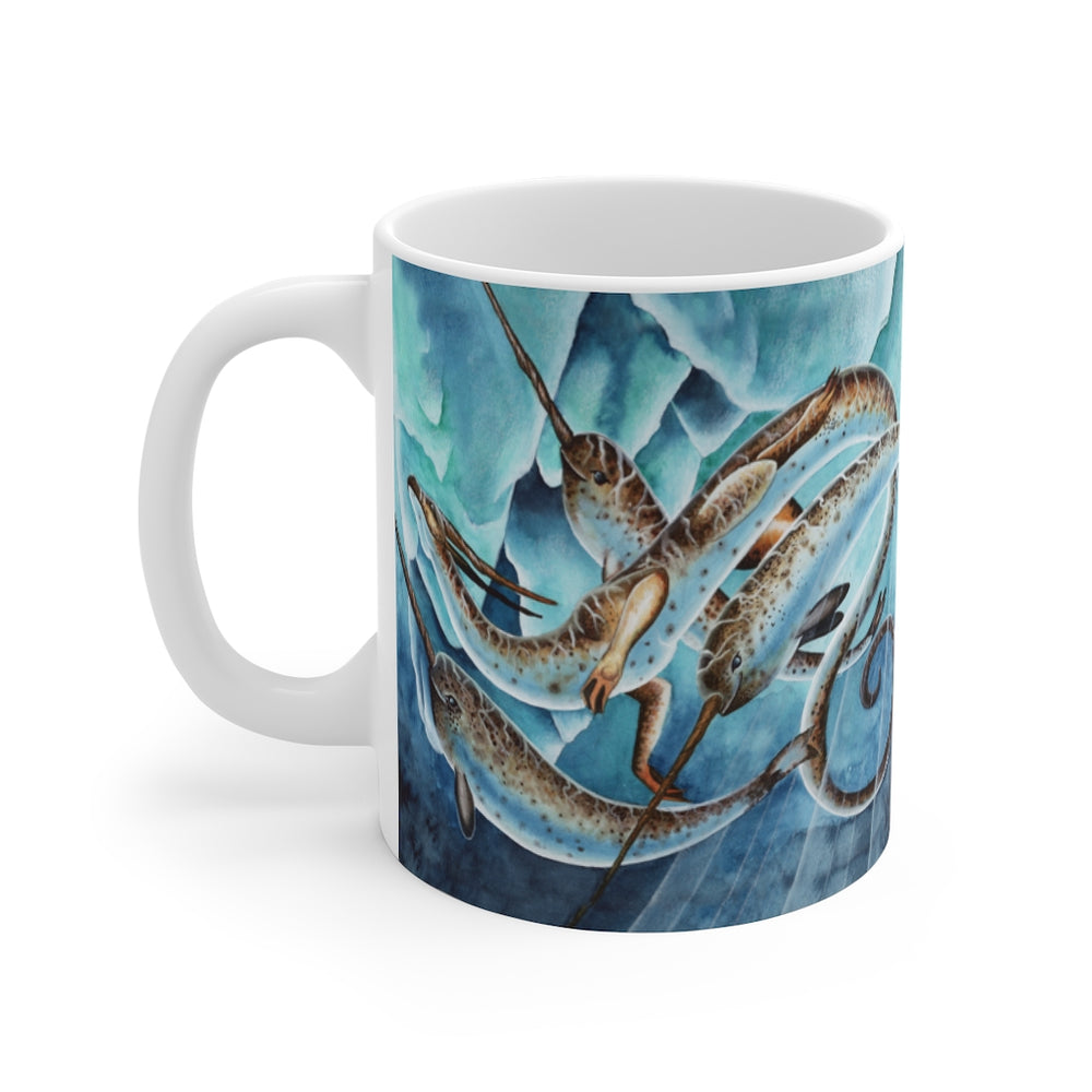 Load image into Gallery viewer, Icy Depths 11oz Mug