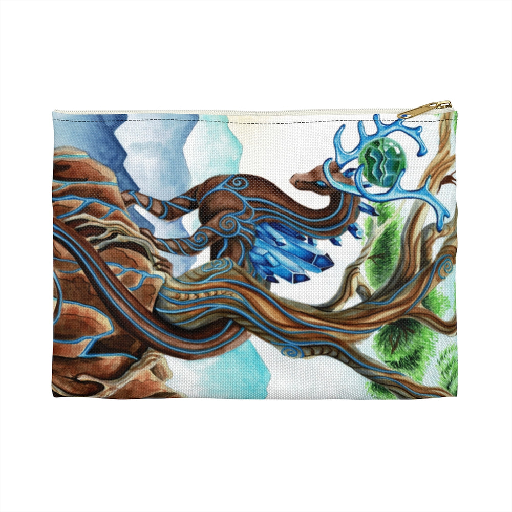Load image into Gallery viewer, Universal Dragon Guides: Grounded Dragon Accessory Pouch