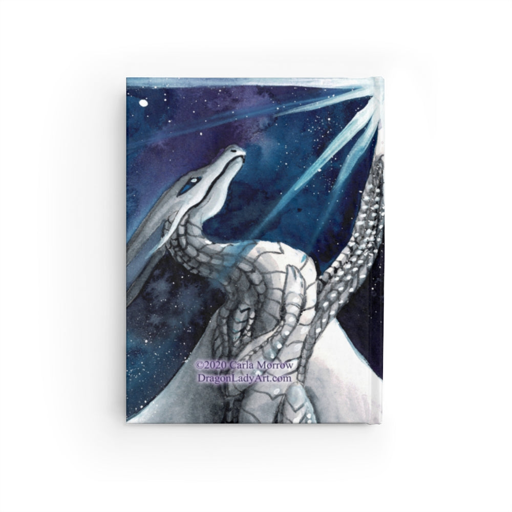 Load image into Gallery viewer, Universal Dragon Guide: Set Goals Rule Lined Journal