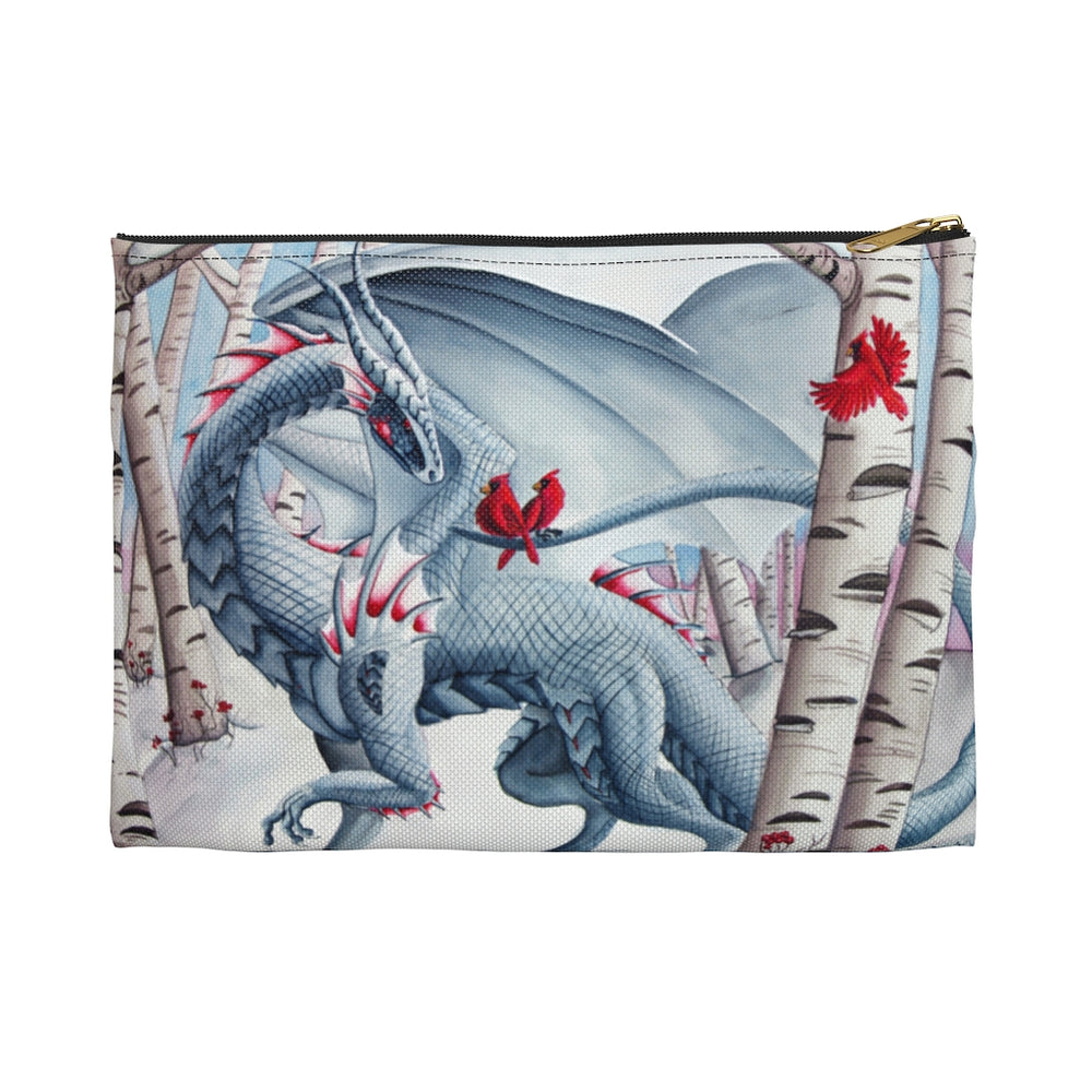 Lady of the Forest Dragon Accessory Pouch