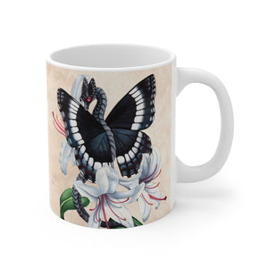 Load image into Gallery viewer, Enchanted Blossoms: Generosity 11oz Mug