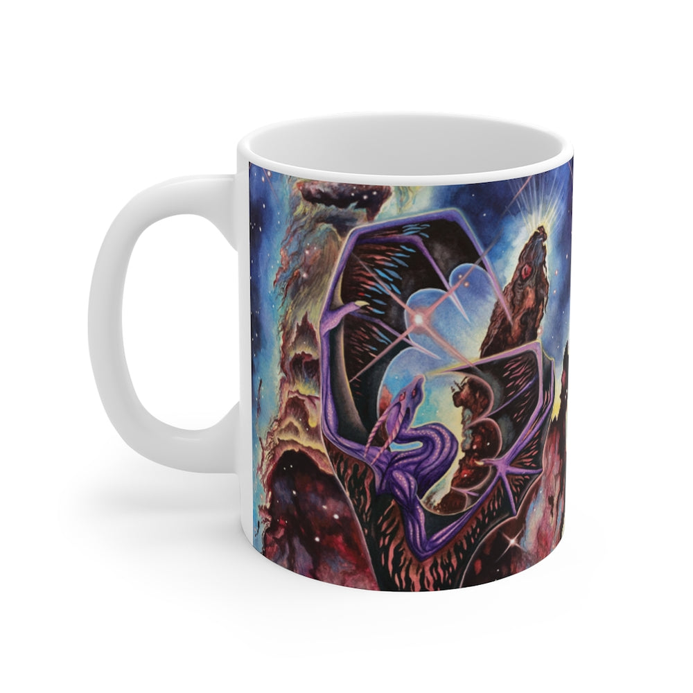 Pillars of Creation 11oz Mug