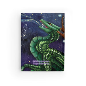 Load image into Gallery viewer, Universal Dragons Guide: Speak Your Dreams Unlined Journal