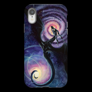 Load image into Gallery viewer, Mistress of Infinity iPhone Phone Cases