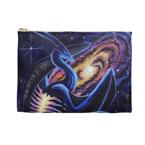 Load image into Gallery viewer, Galactic Entrancement Dragon Accessory Pouch