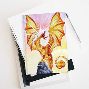 Load image into Gallery viewer, Universal Dragon Guide: Strength Rule Lined Journal