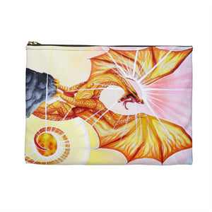 Load image into Gallery viewer, Universal Dragon Guides: Strength Dragon Accessory Pouch