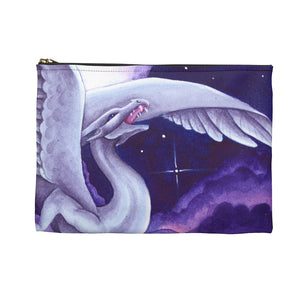Load image into Gallery viewer, Storm Dancer Dragon Accessory Pouch