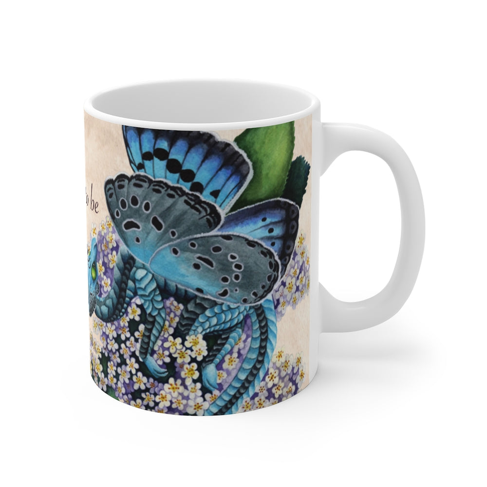 Enchanted Blossoms: Compassion 11oz Mug