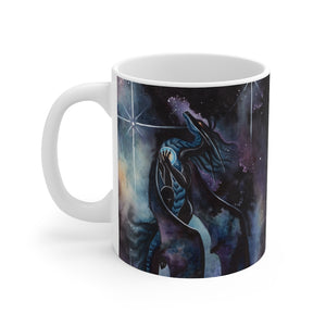 Load image into Gallery viewer, Carried by Darkness 11oz Mug